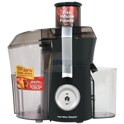Best Juice Extractor Hamilton Beach 67650