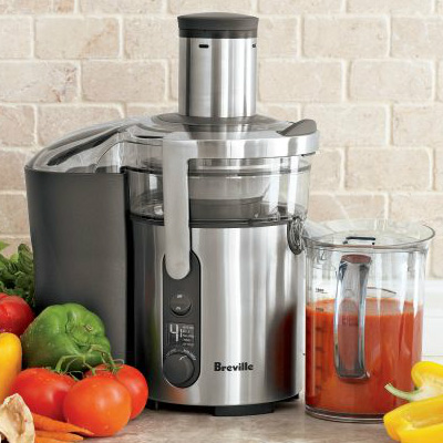 Best Juice Extractor Breville BJE510XL